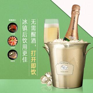 汉凯(Henkell)魔法秀干型起泡酒 750ml*6瓶 整箱装 德国进口白葡萄酒