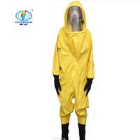 JUYUAN 聚远 20028/重型防化服、防酸碱服FHLWS-003 黄 M