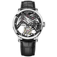 AGELOCER 艾戈勒 博世系列 9001A1 男士手动机械手表