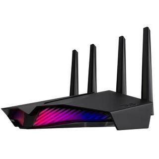 ASUS 华硕 RT-AX82U 5400M WiFi 6 家用路由器 黑色