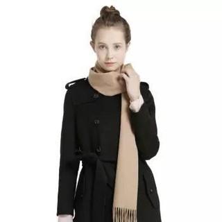 J.ZAO 京东京造 男女同款100%纯羊毛围巾
