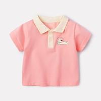 懿琪宝贝 婴儿短袖T恤