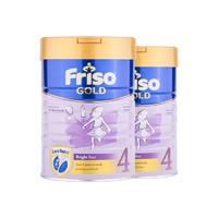 Friso 美素佳儿 新加坡版 婴儿奶粉 4段 900g 2罐