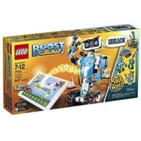 百亿补贴:LEGO 乐高 Boost系列 17101 可编程机器人