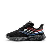 adidas 阿迪达斯 adidas Originals Sobakov 运动板鞋 黑蓝红 41