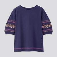 UNIQLO 优衣库 424807 印花T恤短袖