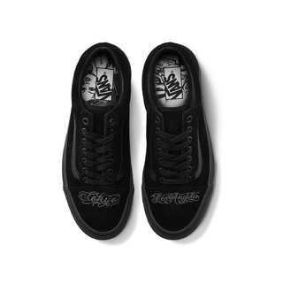 VANS 范斯 Old Skool系列 36 DX VANS x NBHD x Mr. Cartoon三方联名 中性帆布鞋