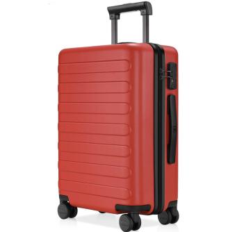 NINETYGO 90分 90171STZGUN 商旅两用旅行箱 24寸 珊瑚红