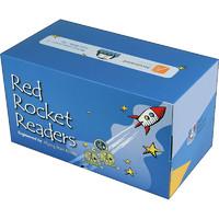 双11预售:《 Red Rocket Readers 红火箭分级读物:预备级蓝盒子》(共175本)英文原版 点读版