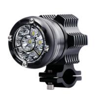 tdgo 摩托車射燈 一對超亮強光燈開道燈
