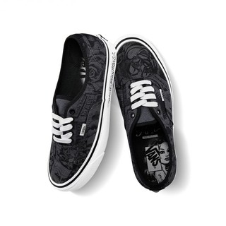 VANS 范斯 Authentic系列 44 DX DX VANS x NBHD x Mr. Cartoon三方联名 中性帆布鞋