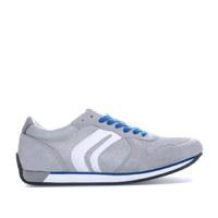 银联专享:GEOX 健乐士 Vinto Trainers 男士休闲运动鞋
