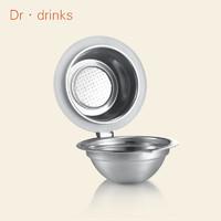 Dr.drinks叮咚胶囊咖啡机配套DIY开源钢球可放咖啡粉花茶粉
