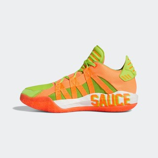 adidas 阿迪达斯 Damian Lillard系列 Dame 6 GCA - McDonalds  篮球鞋 FX3334