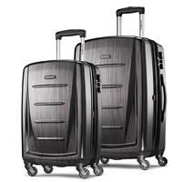 Samsonite 新秀丽 Checked-Medium 7.9''拉杆箱(20寸+24寸)
