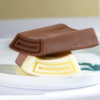 钟薛高  钟意你系列 特牛乳*4片 丝绒可可*4片 半巧主义*2 冰淇淋生鲜雪糕 10片装