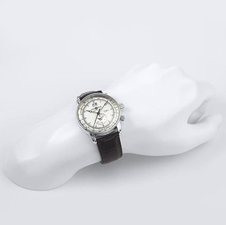ZEPPELIN 齐柏林飞艇 100周年纪念 7640-1N 男士时装腕表