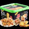伟龙食品 香葱鸡片饼干 700g 盒装新品香葱鸡片*1
