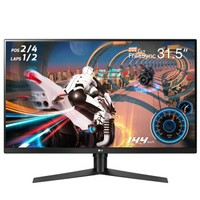 LG 32GK650F 31.5英寸显示器(2K、144Hz、FreeSync)