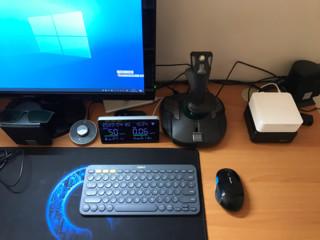 一个漂亮的桌面,还真得需要一些无线外设