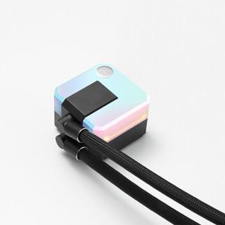 毅凯火力 AIO 360 D-RGB 一体式水冷散热器 360冷排