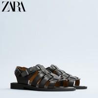 ZARA 12714520040 男士凉鞋沙滩鞋