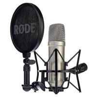 RODE 罗德  NT1A 电容录音话筒大振膜人声麦克风NT1-A
