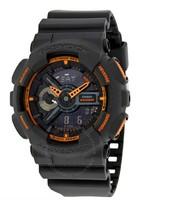 CASIO 卡西欧 G-Shock GA110TS-1A4 男士双显运动腕表