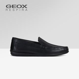 GEOX 健乐士 U020WA00043 男士商务休闲鞋