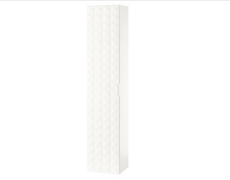 GODMORGON 古德莫 高柜 - 列逊 白色 - IKEA