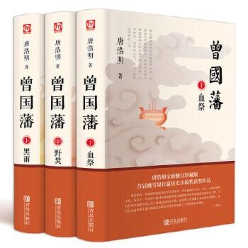 《曾国藩:血祭+黑雨+野焚》全三册