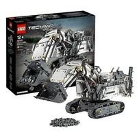 银联爆品日: LEGO 乐高 机械组 42100 利勃海尔R9800遥控挖掘机