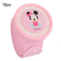 迪士尼(Disney)驱蚊手环儿童防蚊手环户外防蚊手表儿童祛蚊驱蚊神器 米妮款(粉色)