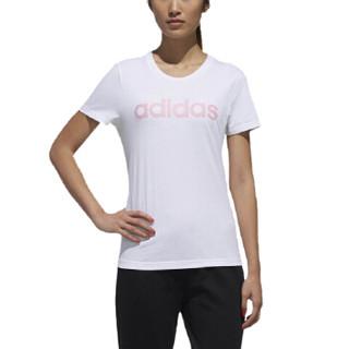 adidas NEO 阿迪达斯 DW7941 女士圆领运动T恤 *2件
