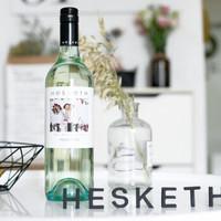 送给小仙女 澳洲红酒五星庄赫思奇Hesketh莫斯卡托甜白起泡酒葡萄酒750ml适合女生喝的酒 蜜月期莫斯卡托甜白
