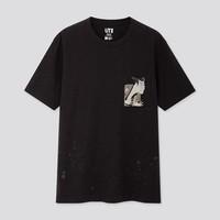 UNIQLO 优衣库 425630 男女印花T恤