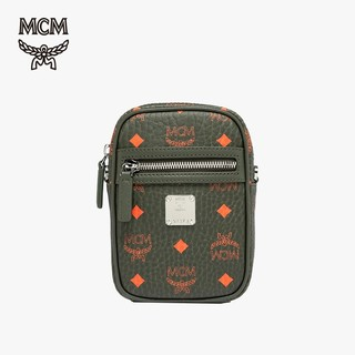 MCM 2019秋冬新品 VISETOS ORIGINAL 超迷你拉链斜挎包