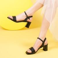 红蜻蜓 K072291 女士露趾时凉鞋