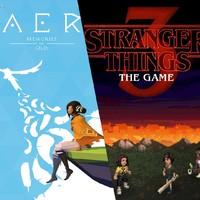 每日游戏特惠:Epic《AER》《怪奇物语3》喜加二,Steam夏季特惠开启,含大量新史低