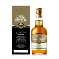 京东PLUS会员 : SCOTTISH  IMPERIAL 英佰瑞 威士忌 700ML *2件