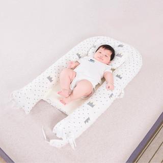 贝影随行便携式仿生婴儿床中床