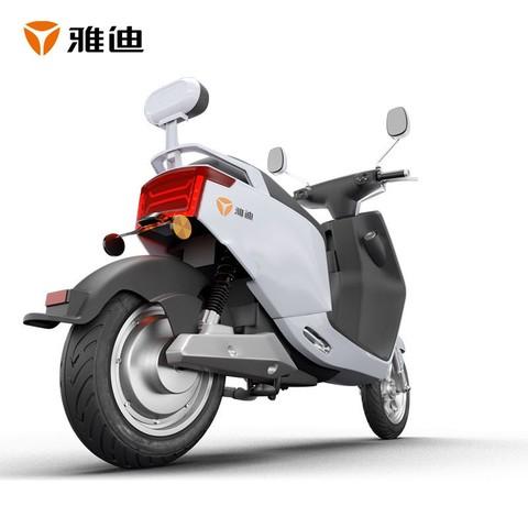 Yadea 雅迪 E1高能版 轻便摩托车