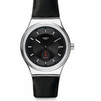 SWATCH 斯沃琪 装置51金属系列 SY23S400 男士自动机械手表