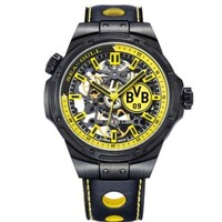 双11预售:SeaGull 海鸥 819.92.5131H 多特蒙德联名款 男士机械腕表