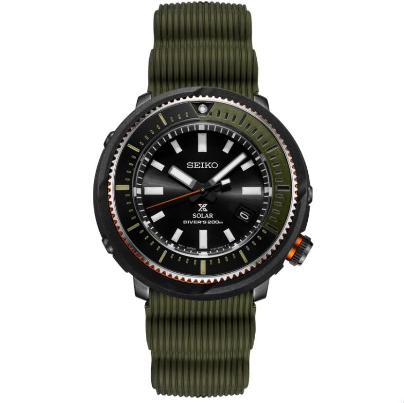 SEIKO 精工 Prospex系列 SNE547P1 男士石英手表