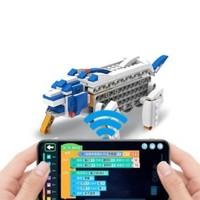 优乐博  儿童STEM物理科学实验套装  scratch编程玩具配遥控