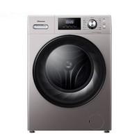 小树爸爸的测评 篇四:A4腰也能有E-cup——海信HD100DES2洗烘一体机