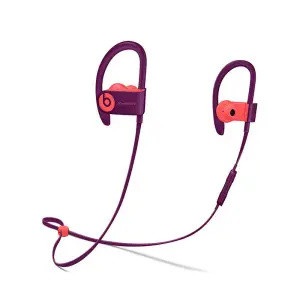 Beats Powerbeats3 by Dr. Dre Wireless 颈挂式蓝牙耳机 POP红