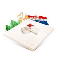 Tatex 泰国原装进口天然乳胶床垫 150*200*10cm