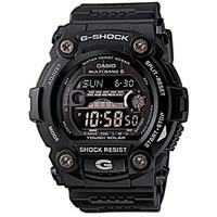 中亚Prime会员、再降价 : CASIO 卡西欧 G-Shock系列 GW-7900B-1ER 男士太阳能手表